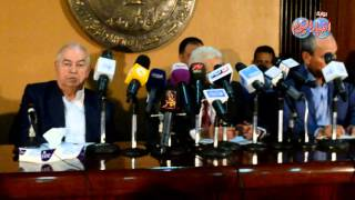 جبهة تصحيح المسار من جريدة الاهرام تهتف لمكرم محمد أحمد
