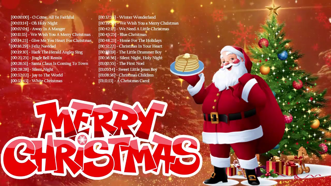 Christmas Hits 2021 Old Christmas Songs 2021 Medley Top Christmas Songs Collection Merry Christmas 2021 Youtube