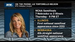 NCAA Tournament Preview: Nebraska vs. Illinois | Big Ten Volleyball