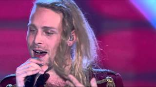 Simon Zion - Losin it (orginallåt) - Idol Sverige (TV4)
