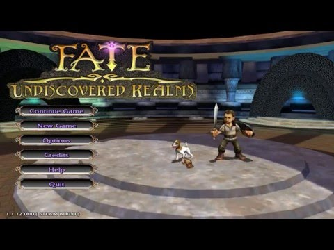FATE Undiscovered Realms 01 |