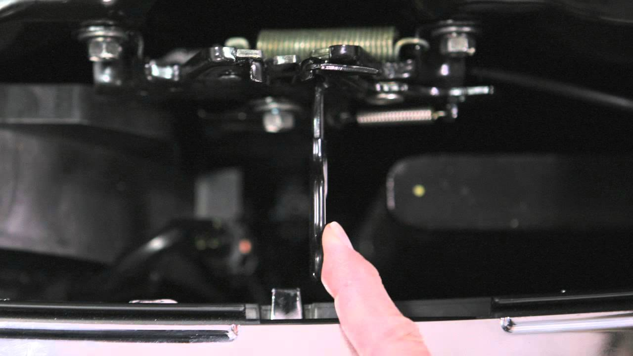 2012 Nissan Pathfinder Hood Release Youtube
