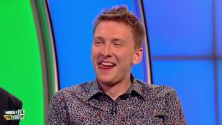 Does Joe Lycett have an imaginary dog to deter muggers? - Would I Lie to You? [HD][CC-EN,NL,PT]