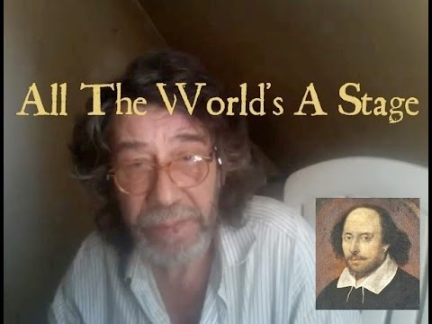 Shakespeare's 'All The World's A Stage' read by OÁC / Music: John Dowland [en.es.fr.it subs]