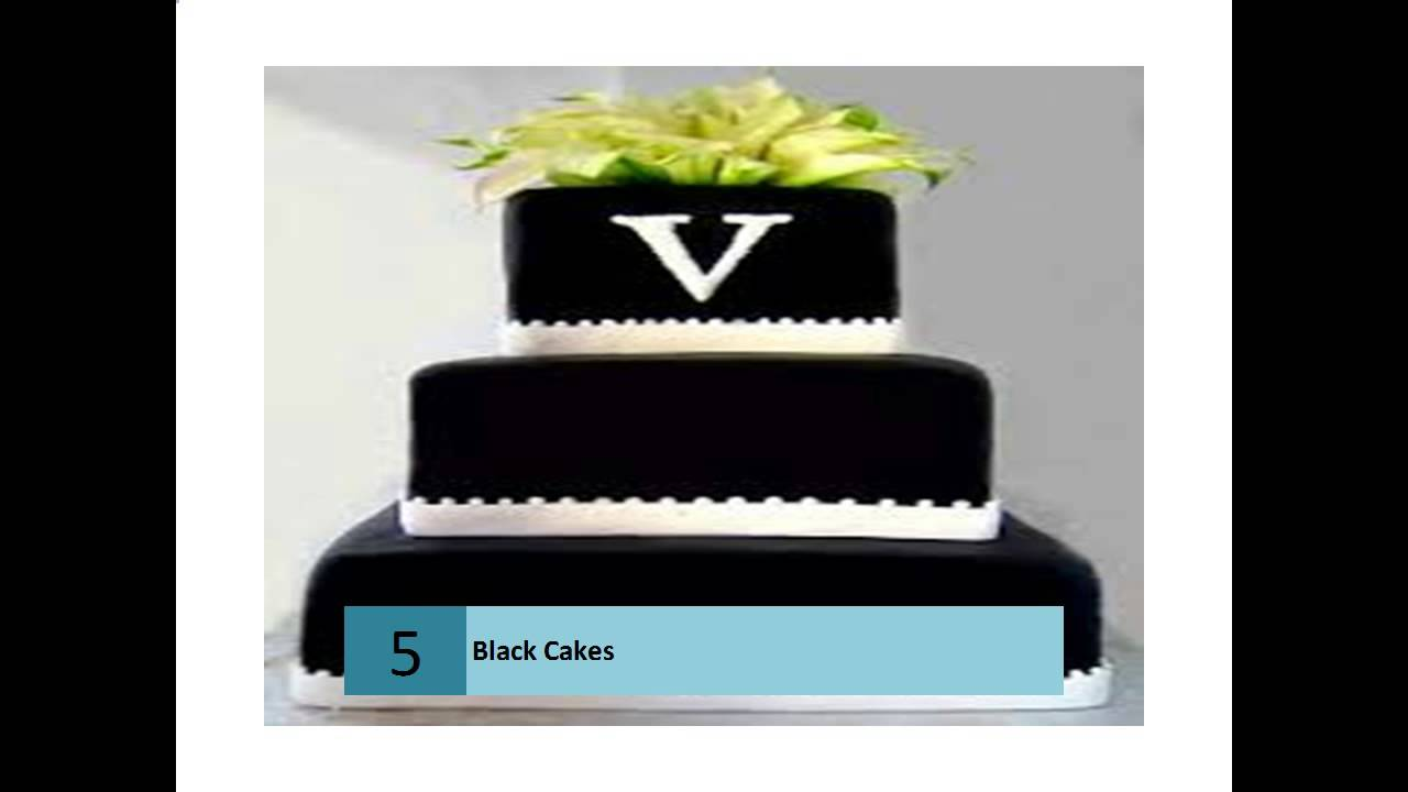 Black Cake Recipe YouTube