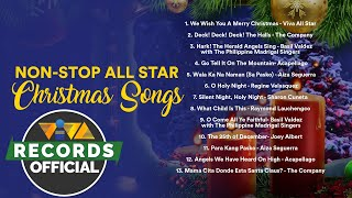 All Star Christmas Songs (Non-stop Playlist)