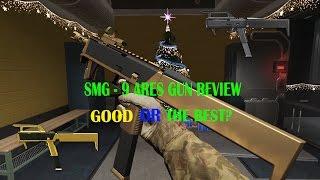 Warface - Smg - 9 Ares  Gun Review