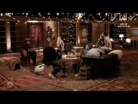 Waterfalls - Adam Levine, Alicia Keys, Gwen Stefani & Blake Shelton