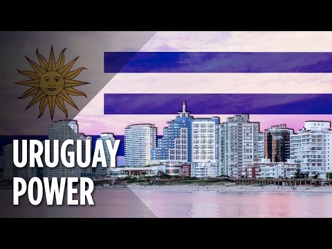 How Powerful Is Uruguay?