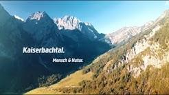 Kaiserbachtal - Naturschutzgebiet am Wilden Kaiser - Kirchdorf in Tirol
