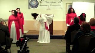 pantomima (Vuela Aguila) Tercer Cielo 2011