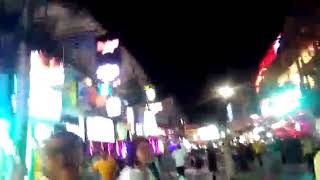 Nightlife at Bangla Street, Patong , Phuket