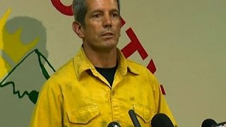Wash. Fire Chief: Wenatchee Blaze a