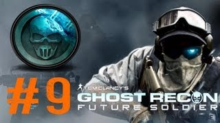 Ghost Recon Future Soldier Walkthrough #009 - Mission 4 - HD Gameplay No Commentary