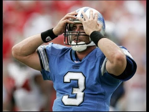 Joey Harrington Exposes Detroit Lions In 2019 Podcast Show