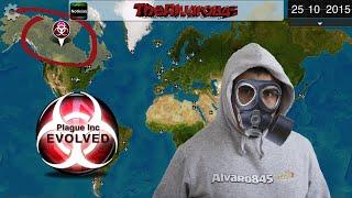 La clave es matar a los canadienses primero | Plague Inc | Juegos para iOS & Android