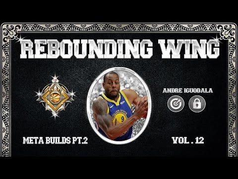 BEST REBOUNDING WING (CONTACT DUNKS) ON NBA 2K20! META BUILD SERIES PT.2 VOL.12
