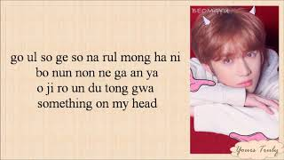 TXT (투모로우바이투게더) – CROWN (어느날 머리에서 뿔이 자랐다) Easy Lyrics