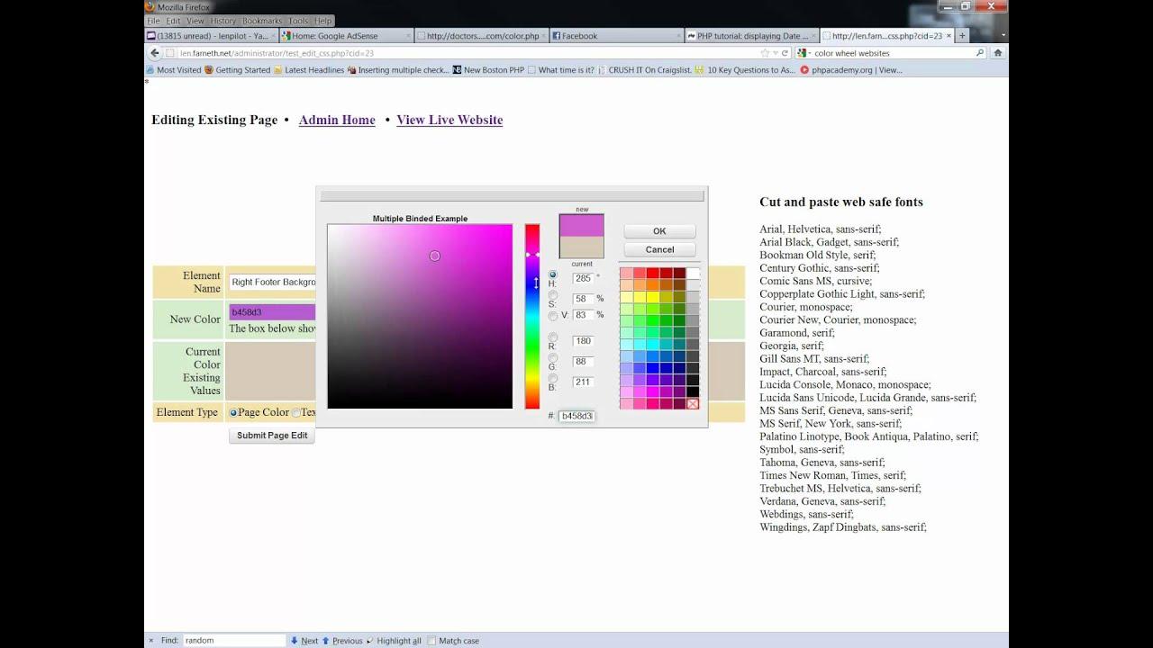 Random colors website - Random Website Background Colors Made Easy