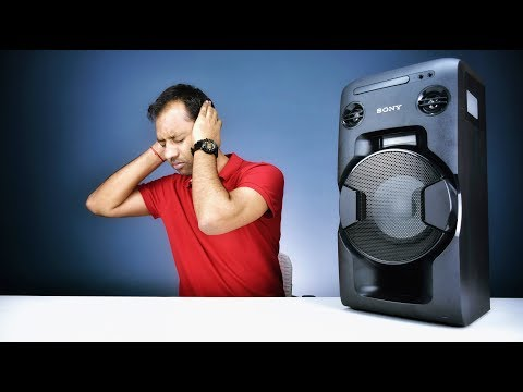 Sound to blow your mind...Sony MHC v11 Home Audio System