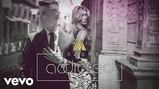 Maluma - Addicted (Lyric Video)