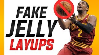 How to Jelly Layups for Beginners: NOT REAL JELLY