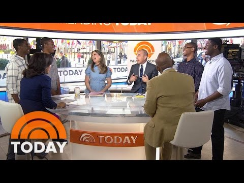 Quadruplets All Admitted Into Both Harvard And Yale Share Their Story | TODAY