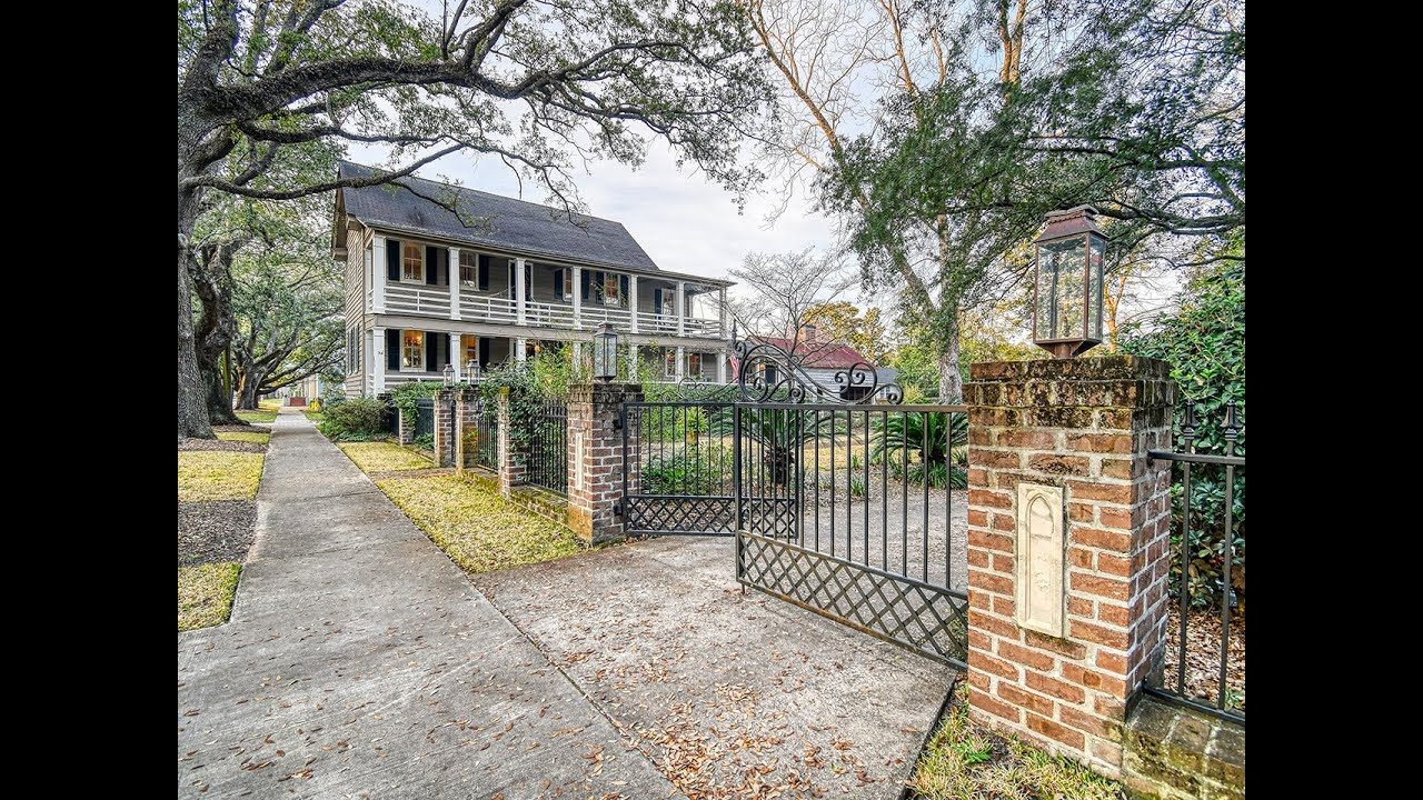 614 Prince Street   Georgetown, SC   Historic Homes   Property for Sale