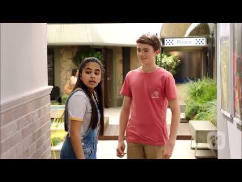 [Neighbours] 7806 Kirsha & Jimmy Scene
