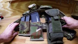 Gunfighter Belt Setup - Warbelt - Tactical.dk -