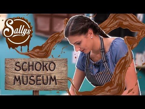 Sally & die Schokoladenfabrik / Schoko-Museum, Molkerei uvm. / Sally in Österreich