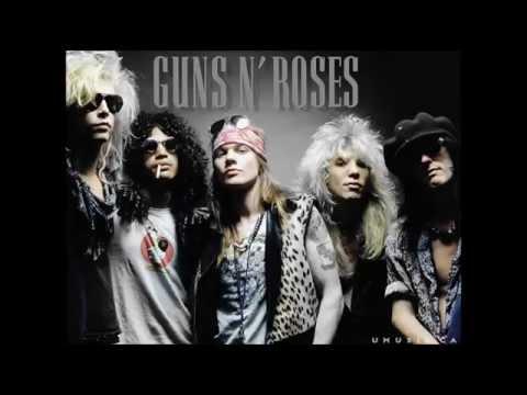 Melhores Musicas De  Guns N´ Rose