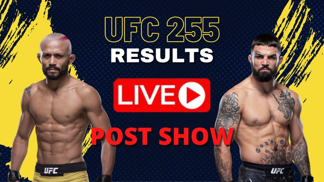 Ufc 255 Live Post Show Figueiredo Vs Perez Full Card Fight Results Youtube