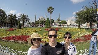Europe Trip 2015 - Istanbul