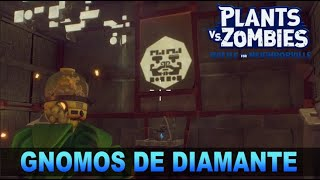 ¡Los Gnomos de Diamante del Centro! - Plants vs Zombies: Battle for Neighborville