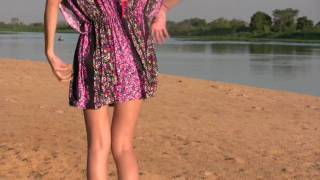 Make your own swimsuit cover-up!