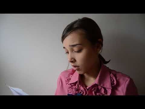 Изображение предпросмотра прочтения – ОльгаГубанова читает произведение «Безнадежно - взрослый Вы? О, нет!» М.И.Цветаевой