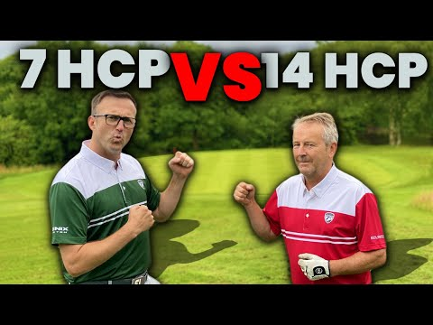 7 HANDICAP VS 14 HANDICAP BATTLE IT OUT IN AMAZING GOLF MATCH! from YouTube · Duration:  24 minutes 13 seconds