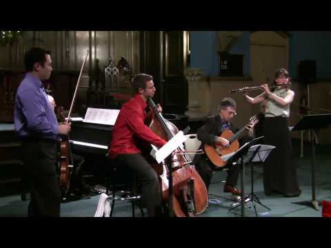 Dolce Suono Ensemble plays Piazzolla