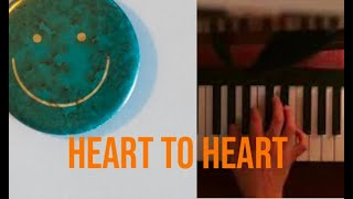 Mac DeMarco - Heart to Heart Piano Tutorial