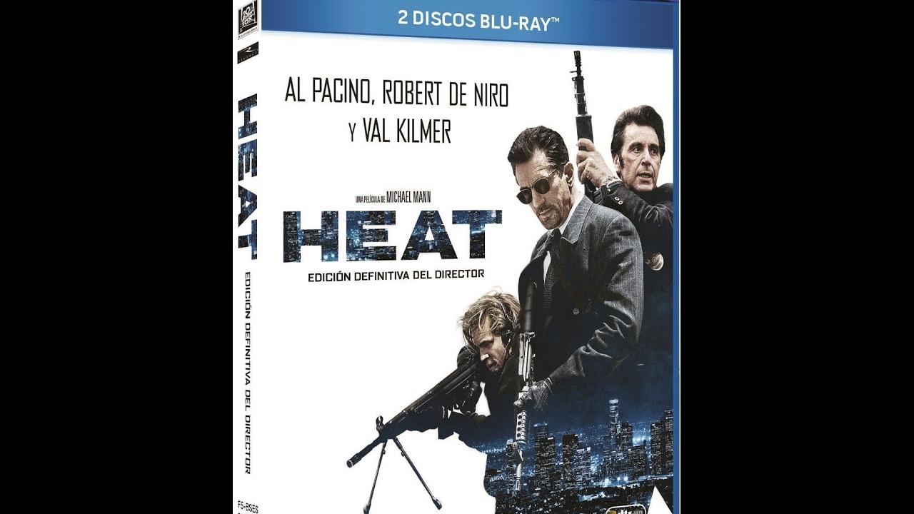 Download Análisis del Blu-ray Heat - Edición Definitiva del Director (master 4K)