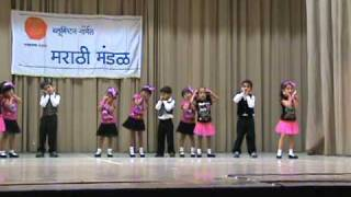 Riya Bloomington Marathi Mandal Ganpati Dance 2009