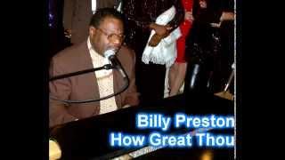 How Great Thou Art - Billy Preston  (organ music) @ CMC