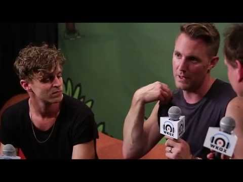 Wild Cub - Interview with 101WKQX - PIQNIQ 2014