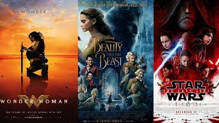 2017 domestic box office set to surpass $11B