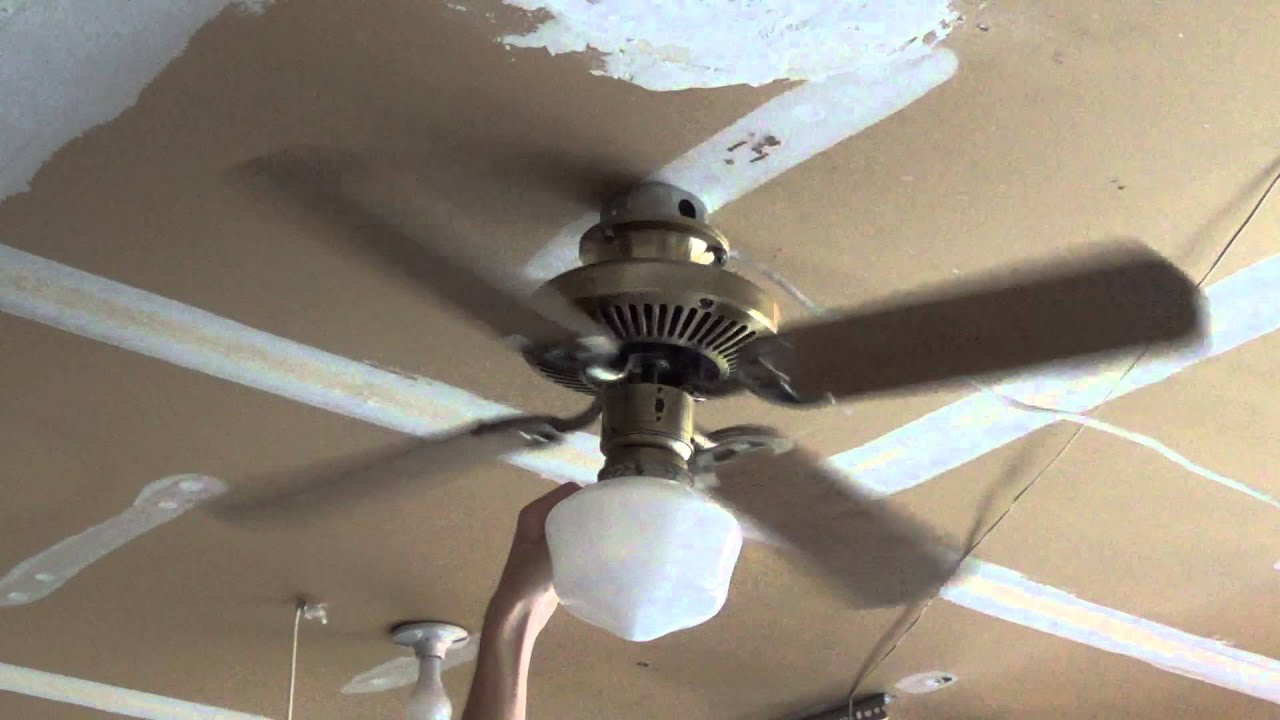 Winnower Oxford Ceiling Fan
