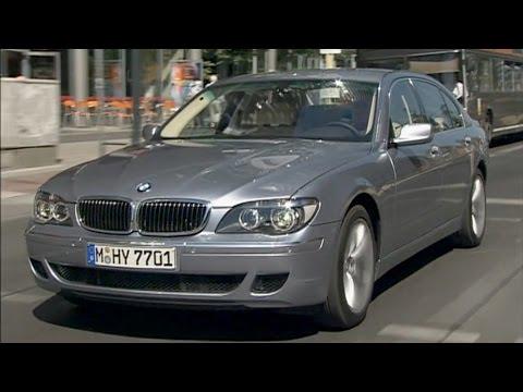 2007 Bmw Hydrogen 7 Youtube