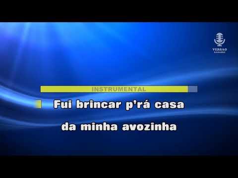 ♫ Demo - Karaoke - O PITO MAU - Quim Barreiros
