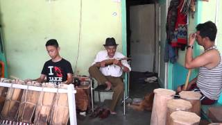 Hasapi+Sulim+Gondang Collaboration - 3 Generations of The Sitohang Family of Harianboho
