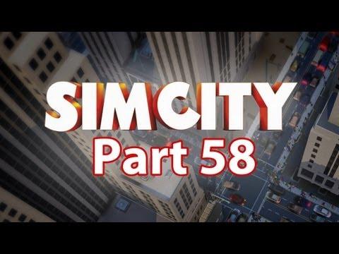Sim City Walkthrough Part 58 - Ilford (SimCity 5 2013 Gameplay)